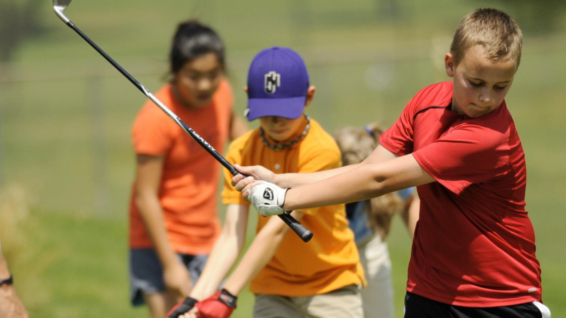 Junior Golf Lessons Kelowna